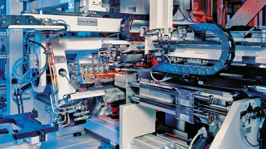 mesin industri