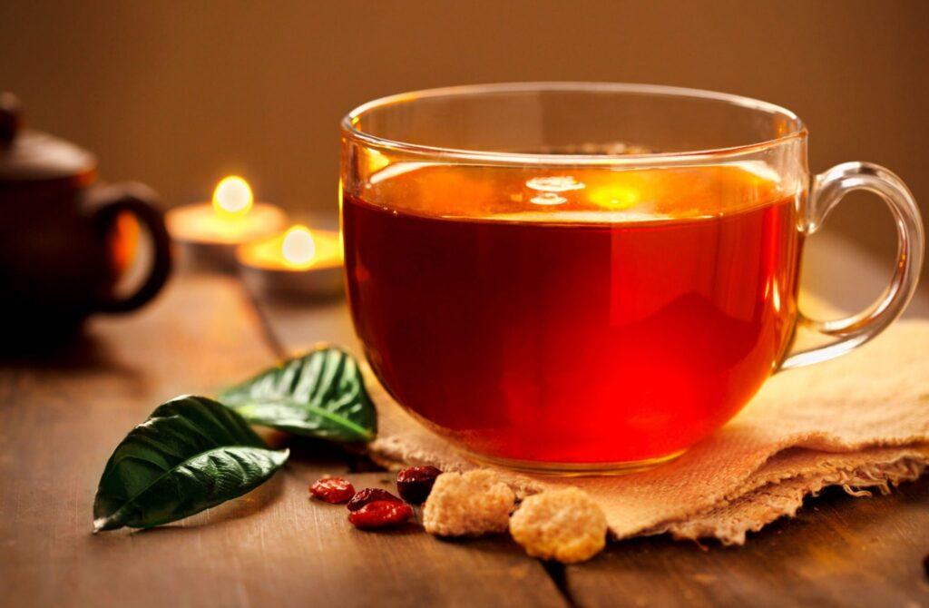 manfaat teh